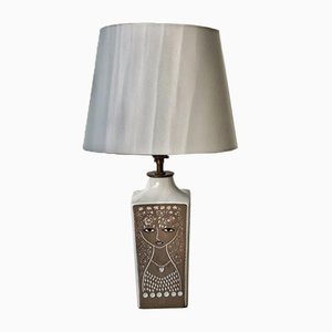 Vintage Beata Table Lamp by Mari Simmulson for Upsala-Ekeby, 1960s