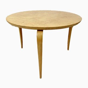 Tavolino da caffè Annika di Bruno Mathsson per Dux, anni '70