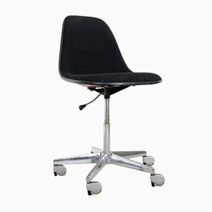Adjustable Fiberglass Desk Chair by Ray and Charles Eames for Herman Miller