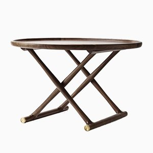 Mid-Century Scandinavian Model ML10097 Egyptian Table by Mogens Lassen for Carl Hansen & Søn