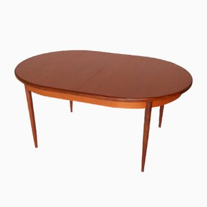 Mid-Century Extendable Teak Dining Table from G Plan, 1960s