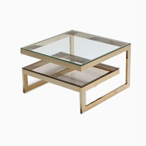 Side Table from Maison Jansen, 1970s
