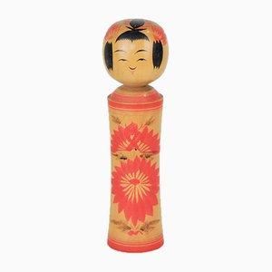 Kokeshi Puppe von Chikara Onuma, 1970er