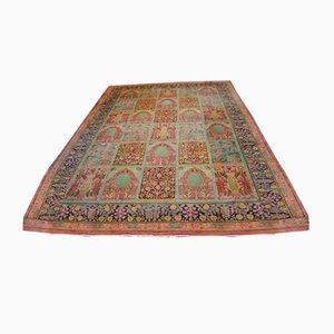 Vintage Middle Eastern Woolen Carpet, 1950s