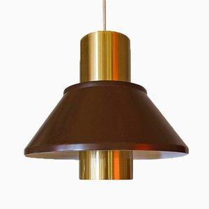 Life Pendant Lamp by Johannes Hammerborg for Fog & Mørup, 1970s