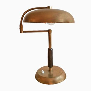 Ministerial Table Lamp, 1940s