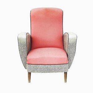 Französische Mid-Century Sessel, 2er Set