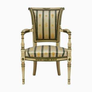Französischer Empire Stil Sessel von Directoire, 1960er