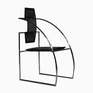 Vintage Quinta Chairs by Mario Botta for Alias, Set of 4