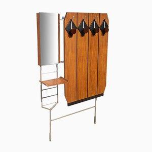 Italienische Vintage Flur Garderobe, 1960er