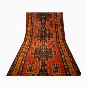 Vintage Woolen Kilim Carpet, 1950s
