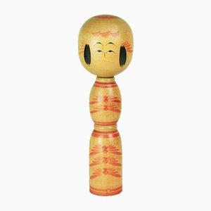 Kokeshi Doll by Masahiro Sato, 1970s