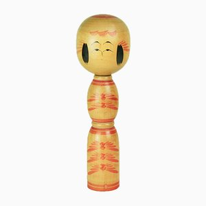 Kokeshi Puppe von Masahiro Sato, 1970er