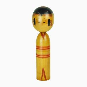 Kokeshi Puppe von Heizaburo Hamazu, 1960er
