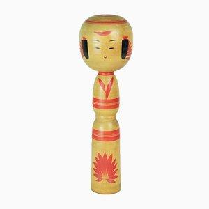 Kokeshi Doll by Tatsuo Sato, 1970s