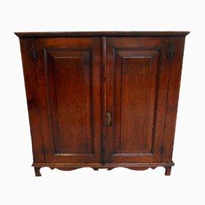 Antique 2-Door Cupboard