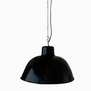 Lampe à Suspension Industrielle Vintage EHS2 / S Loft, Allemagne, 1950s
