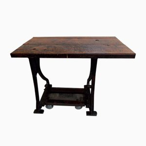 Industrieller Werktisch, 1950er