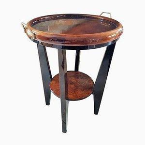 Table Plateau Art Déco, France, 1930s