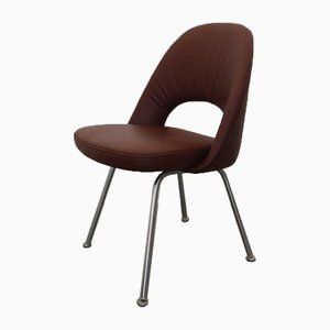 Silla de escritorio No. 72 vintage de Eero Saarinen para Knoll Inc. / Knoll International, años 40