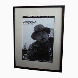 Joseph Beuys 1984 - Musée de Calais Ausstellungsplakat, 1984
