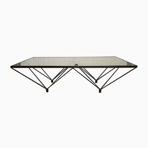 Table Basse Rectangulaire Alanda par Paolo Piva, 1970s
