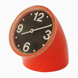 Horloge par Pio Manzu pour Ritz Italora, 1960s