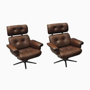 Armchairs by Charles & Ray Eames for Vitra, 1960s, Set of 2