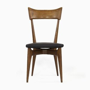 Italian Side Chair by Ico & Luisa Parisi, 1940s