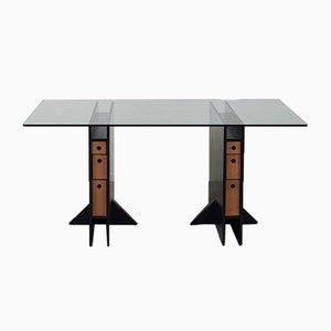 Vintage Architectural Desk from Morphos Acerbis International Division