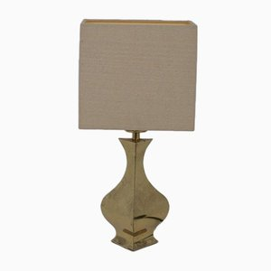 Small Table Lamp Attributed to Maria Pergay, 1970s