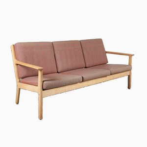 3-Sitzer Sofa von Hans J. Wegner, 1960er