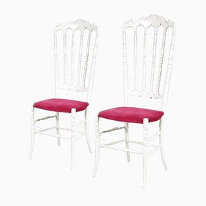 Chairs from Chiavari, 1960s, Set of 2