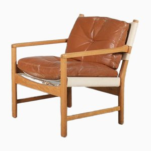 Norwegian Lounge Chair, 1960s