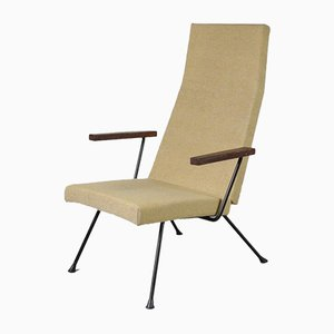 Model 1410 Lounge Chair by André & Dick Cordemeijer for Gispen, 1950s