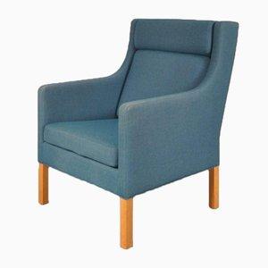 Dänischer Sessel von Borge Mogensen für Frederica, 1960er