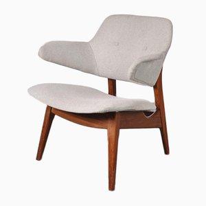 Fauteuil Style Scandinave par Louis van Teeffelen, 1950s