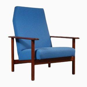 Dänischer Teak Sessel, 1960er