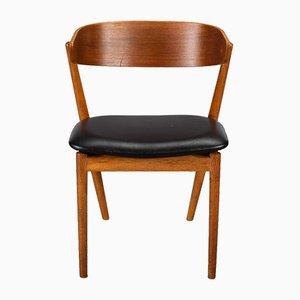 Chaise de Salon Modèle 7 par Helge Sibast pour Sibast, 1950s