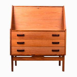 Danish Rosewood Secretaire from Dyrlund, 1960s
