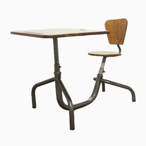 Childrens School Desk by Jean Prouvé, 1950s