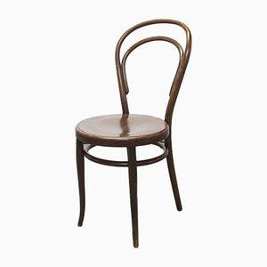 Antiker Bugholz Stuhl von Thonet, 1900er