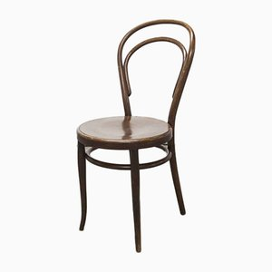 Antique Bentwood Dining Chair by Thonet, 1900s