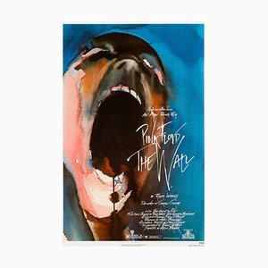The Wall Poster by Gerald Scarfe, 1980s