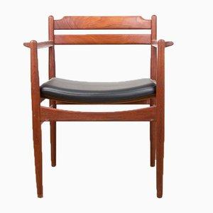 Dänische Teak Sessel von Poul Volther für Sorø Stolefabrik, 1960er, 2er Set