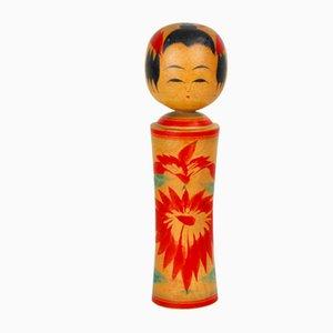 Kokeshi Puppe von Toshio Miyano, 1960er