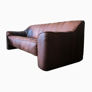 Buffalo Leather Model DS44 Sofa from de Sede, 1970s