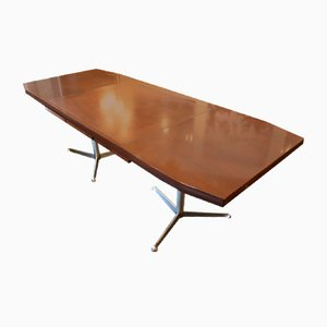 Italienischer Schreibtisch von Osvaldo Borsani für Tecno, 1960er