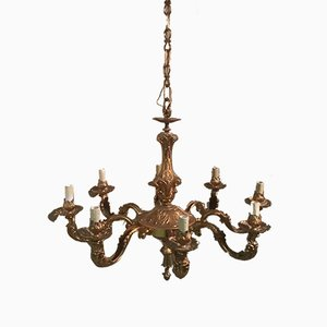 Antique French Model Luigi Chandelier, 1800s