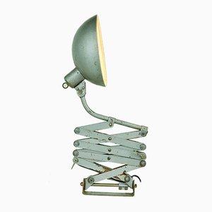 Französische Scissor Wandlampe, 1960er